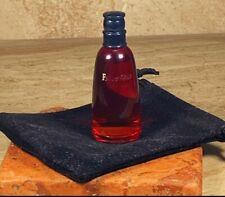 VINTAGE Fahrenheit Unisex Cologne Christian Dior EDT FADED LETTERING ~7.5ml MINI
