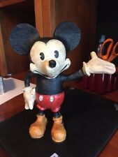"Walt Disney Mickey Mouse Figurine Poliwoggs 10"""