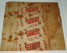 Vintage 1940's Hostess TWINKIES Wrapper snack cake