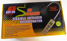 "Es Est-30 Ir Snakeâ""¢ Flexible Infrared Thermometer - Prof. Hand-Held Test Equip"