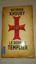 Romain Khoury - Le dernier templier