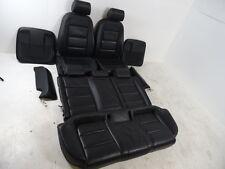 Audi A6 4F Lim. Avant Leder Ausstattung Innenausstattung Sitze Sitzheizung