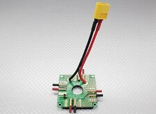 Hobby King Quadcopter Power Distribution Board Lite XT60, 2.0mm bullet
