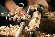 Paso a paso gran torno DVD de entrenamiento carpintería Aprender El Arte De Madera Torneado