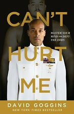 Cant Hurt Me Master Your Mind and Defy The Odds Hardcover by David Goggins (Har…