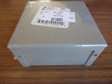 Hammond 1412 Grey Metal Electrical Enclosure, 102 x 102 x 51mm - Hammond 8674301