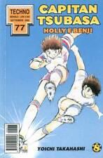 manga STAR COMICS CAPITAN TSUBASA HOLLY E BENJI numero 8