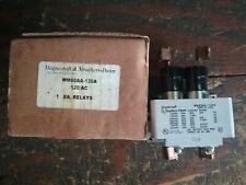 Magnecraft & Struthers-Dunn WM60AA-120A, Electromechanical Relay