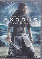 Dvd **EXODUS - DEI E RE** con Christian Bale nuovo 2015