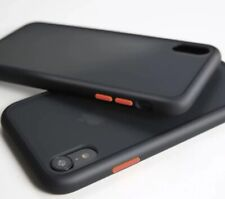 Funda silicona Iphone 6 6s 7 7 Plus 8 X XS XR XS MAX 11 Pro Max SE 2020 TPU PC