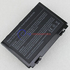 Laptop Battery For ASUS K50 K50AB-X2A K50ij K50in K51 A32-F52 6Cell Notebook