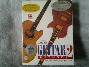 Guitar E Media Guitar Method 2, New