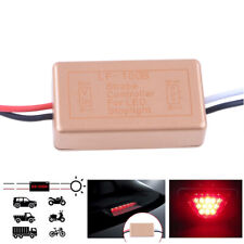 1PCS LF-100B LED Brake Stop Light Continuously Pulsing Strobe Flash Module LSC