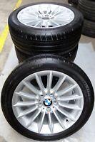 4 BMW Sommerräder Styling 237 245/45 R18 96Y BMW 5er F10 F11 6er F12 6775407 TOP