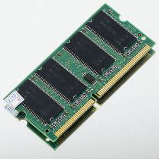 1 X 512 MB PC133 SODIMM Memoria RAM para computadora portátil 133 MHz 144-pin