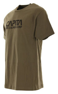 Capita Snowboards T-Shirt Deep Space in 3 sizes M,L & XL