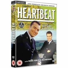 HEARTBEAT the complete seventh series 7. Seven discs. New sealed DVD.