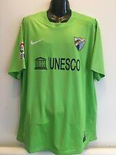 MALAGA CF Third Shirt 2012 2013 Men's Large Football Jersey Trikot Camisa 3rd XL