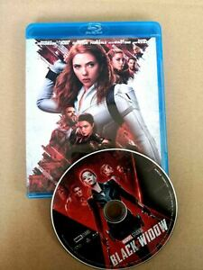 Black Widow (BLU- RAY) with Scarlett Johansson & Rachel Weise Preorder 091421