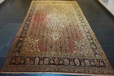 Alter Handgeknüpfter Perser Orientteppich BIDJAR Iran Old Carpet Rug 350x220cm