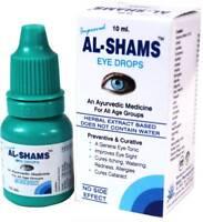 10 ml Herbal Ayurvedic Al-Shams Eye Drops Powerful Eye Care Tonic Free Shipping