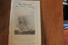 Sea Breezes Magazine: July 1935: Maritime Yarns /info: Collectable Nautical