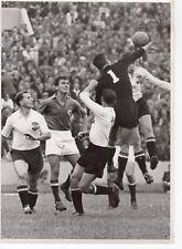 Original Press photo AUTRICHE FOOTBALL AUTRICHE V??? 1950 S buzak DIENST &?