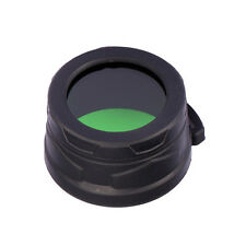 NiteCore NFG40 40mm Green Lens Cap Filter Diffuser for CU6 CI6 CR6 CG6 CB6