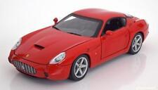 1:18 Hot Wheels Ferrari 575 GTZ Zagato 2006 red