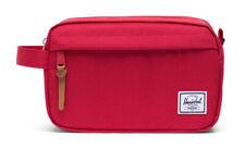Herschel Chapter Travel Kit Kosmetiktasche Red Rot Neu