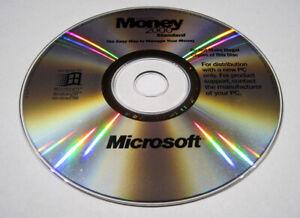MICROSOFT MONEY 2000 - CD