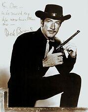 Rare Still  Richard Boone Have Gun Will Travel  Singed #2
