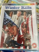 WINTER KILLS special edition blu ray with booklet