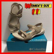 COLUMBIA Women's Sunlight Vent II Strap Sandal Fossil (Beige) Size 11 NIB