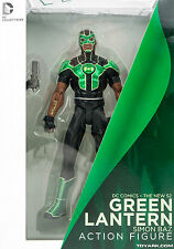 DC COMICS NEW 52 Simon Baz Lanterna Verde Action Figure JUSTICE LEAGUE UK Venditore