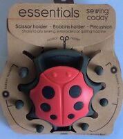 Ladybug Essentials Sewing Caddy - cute and handy tool