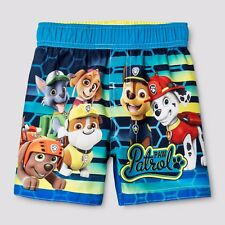 94f497449e Nickelodeon Paw Patrol Swim Trunks - Boys 4T - New with Tags - FREE Shipping