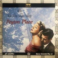 Peyton Place  - LaserDisc - Widescreen Edition