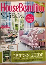 House Beautiful Ideas For Every Room Garden Guide British UK 2015 FREE SHIPPING