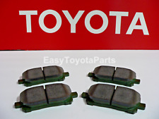 COROLLA AND MATRIX OEM Toyota BRAKE PADS  #04465-02070  / New in Box / FAST SHIP