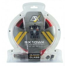 ESX SX10WK Set di cavi 10 mm SX 10 WK 10mm ² amplificatore spina cablaggio