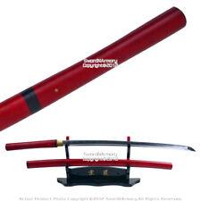 Musha Brand Handmade Japanese Shirasaya Samurai Katana Sword Sharp Blade