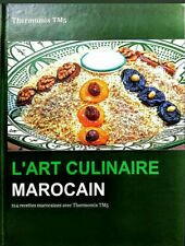 Format PDF L'art culinaire marocain214 recettes marocaines thermomix Tm5