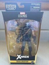 Marvel Legends Skullbuster Caliban BAF Wave No BAF Piece X-Men