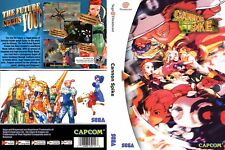 Cannon Spike Sega Dreamcast Eng Version Replacement Box Art Case Insert Cover