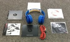 Beats by Dr. Dre Mixr Solo HD Headband Headphones -Blue 810-00034