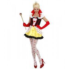 Widmann 89692 Costume Regina di Cuori M Vestito con Sottogon