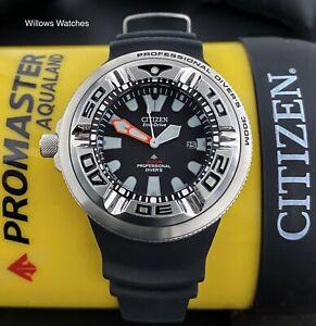 Citizen Promaster Ecozilla Mens 300M Divers Watch BJ8050-08E Divers Tank Edition