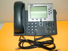 CISCO CP-7960G 7960 Six Button VoIP Phone PoE Tested Working (200+ AVAILABLE)
