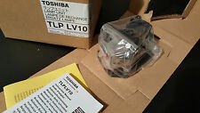 Original Toshiba TLP-LV10 Projector Lamp - New - Unopened